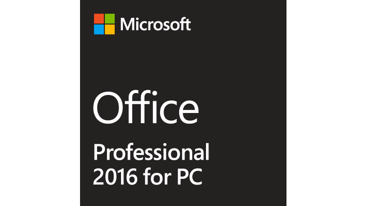 MS Office Suite 2016 book cover